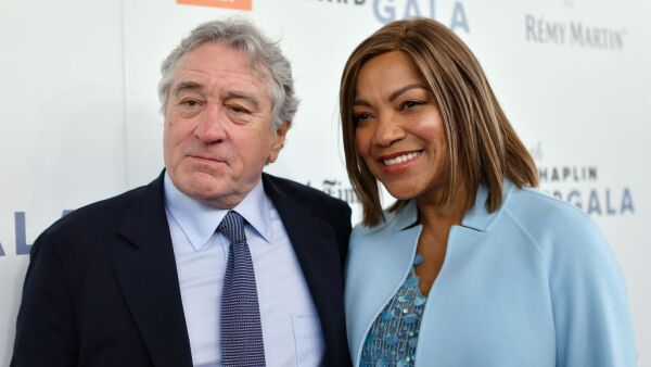 Robert de Niro y Grace