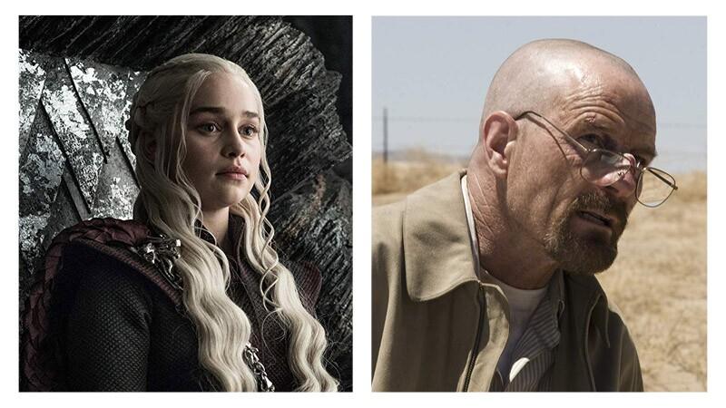 Game of Thrones vs Breaking Bad