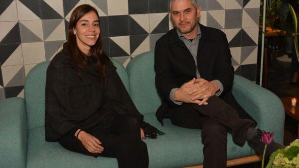 Laura Sánchez,Carlos Rodríguez