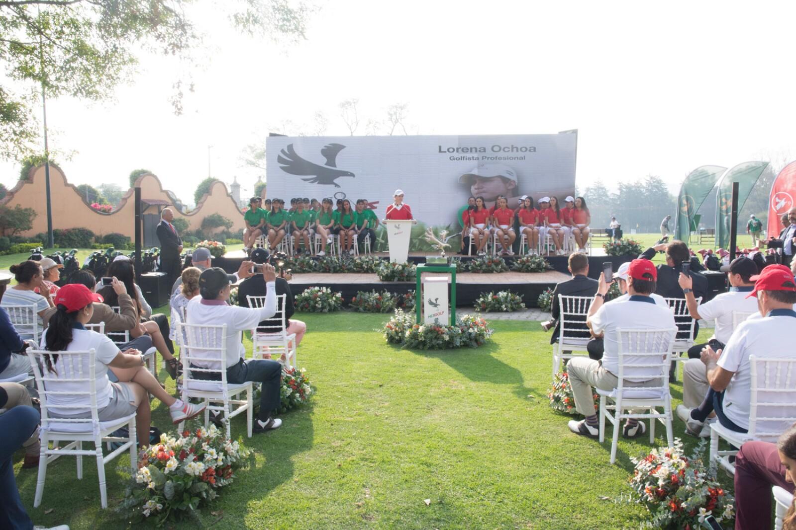 Lorena Ochoa - Ceremnia de Inauguración 2.jpg