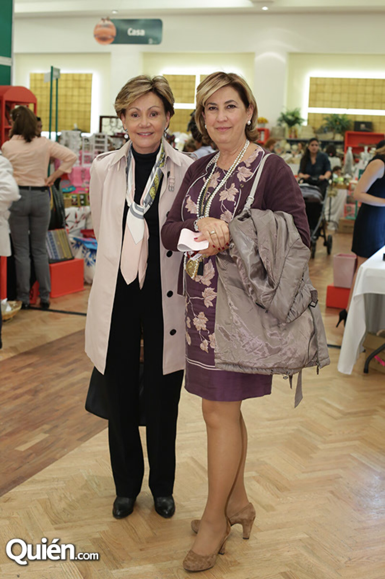 Frida Balmori y María Fernanda Carredano