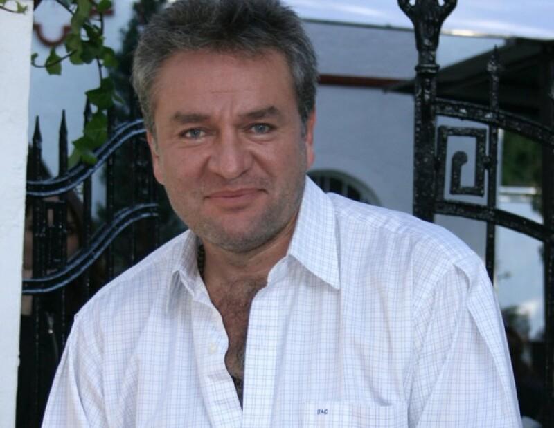 El productor de televisión participará en la carrera Panamericana.