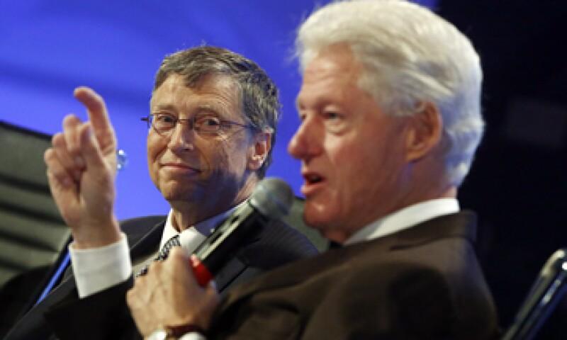 Ambas personalidades tuvieron una charla sobre política presupuestaria. (Foto: AP)