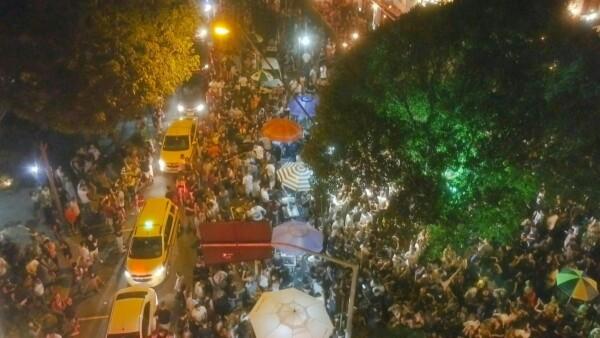 Sin cubrebocas y sin distancia, así conmemoró Brasil el Día de la Independencia
