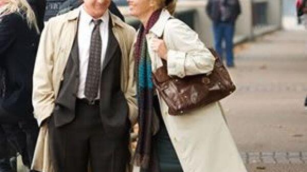 Harvey y Kate se encuentran en un punto de sus vidas en el que pueden dar un giro que los haga realmente felices.