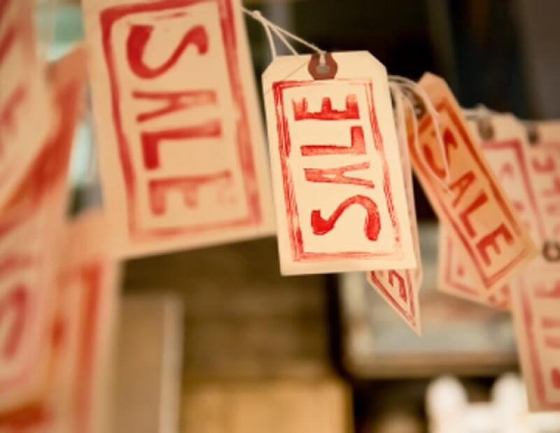 Las ofertas siempre son la perfecta ocasión para comprar es estas tiendas y sus grandes descuentos.