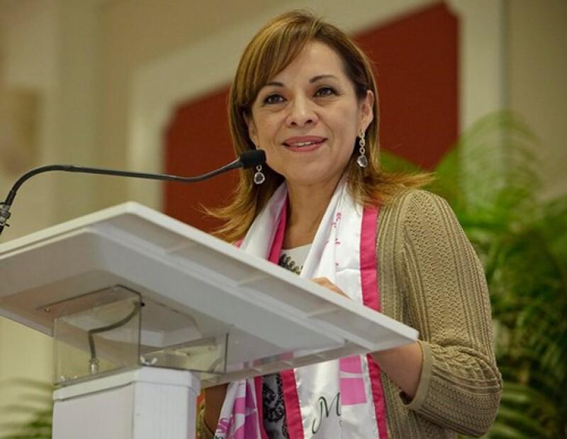 Vázquez Mota quiere ser la candidata del PAN a la Presidencia.