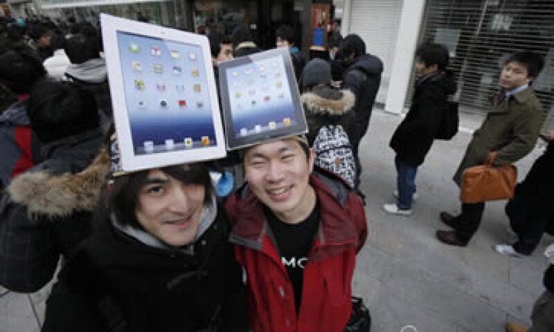 En los últimos cuatro años, la capitalización de mercado de Apple aumentó en más de 390,000 millones de dólares. (Foto: AP)