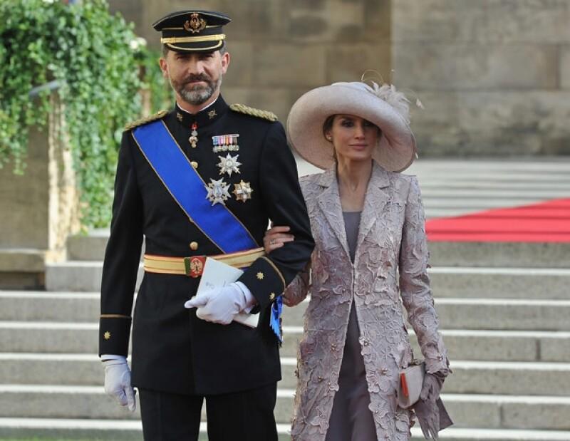 Según el libro `Urdangarin: un conseguidor en la corte del rey Juan Carlos´asegura que Letizia tiene mucho que ver con que los medios sepan del caso Nóos.