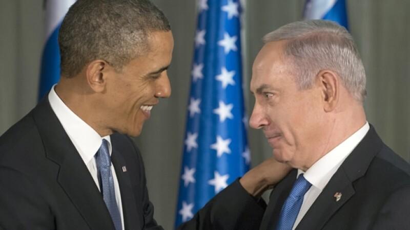 obama netanyahu israel visita