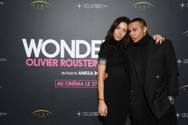 olivier rousteing anissa bonnefont wonder boy documental