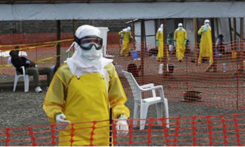 La epidemia de ébola ha dejado unos 1,427 muertos. (Foto: Reuters)