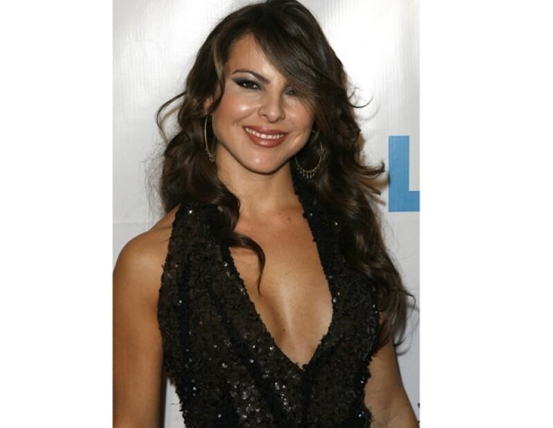 Kate comenzó su carrera en el cine mexicano, pero fue en telenovelas donde el público comenzó a ubicarla.