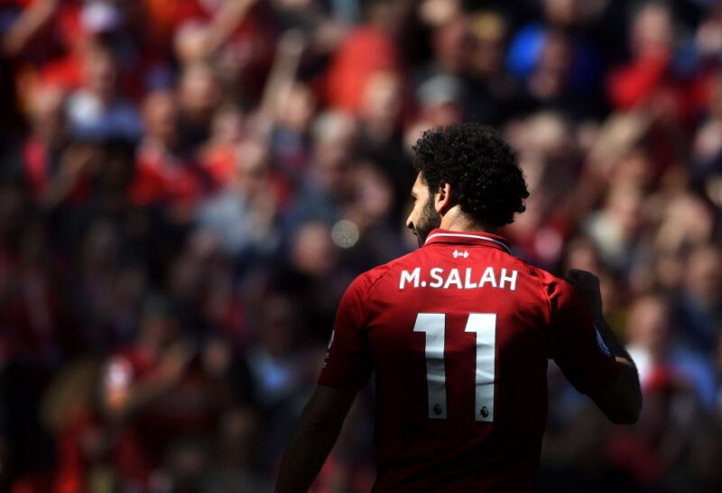 Récord de Salah en la Premier League