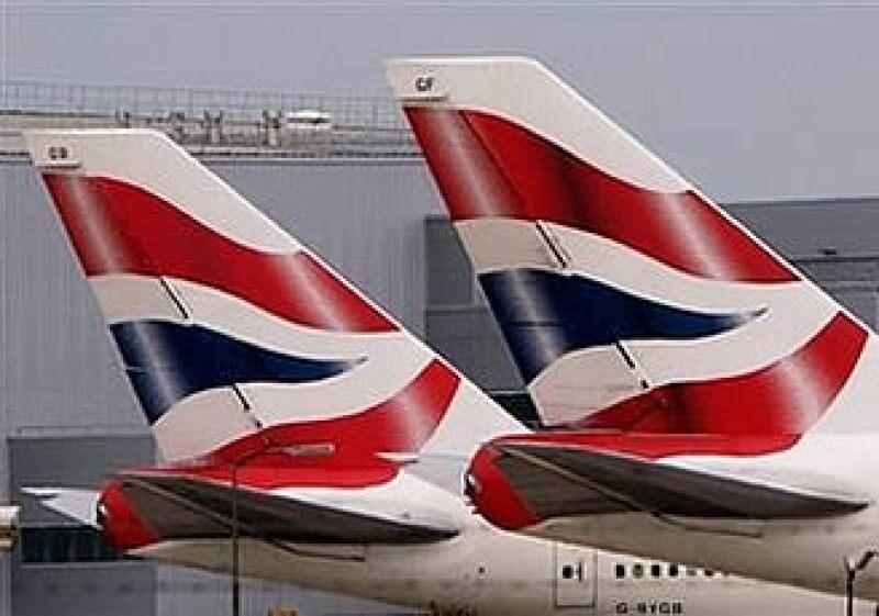 La aerolínea British Airways ha suspendido sus pedidos de aeronaves para hacer frente a sus problemas económicos. (Foto: AP)
