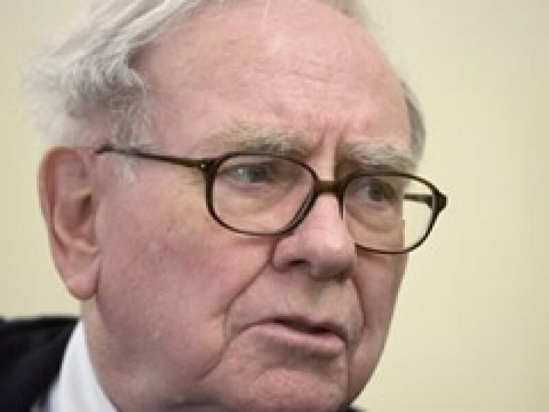 Warren Buffett es el segundo hombre más acaudalado del mundo. (Foto: Archivo)