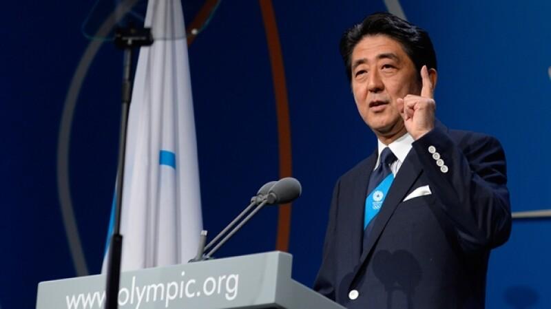 Shinzo Abe primer ministro Japón