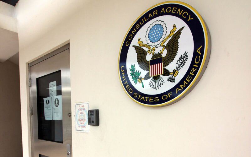 Agencia Consular de EU