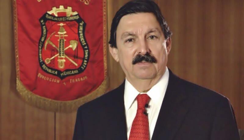 La Interpol emitió la semana pasada la ficha roja contra el líder minero. (Foto: tomada del sindicato minero )