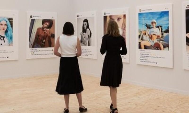 La exposición ha suscitado un diálogo sobre derechos de autor. (Foto: Cortesía CNN )