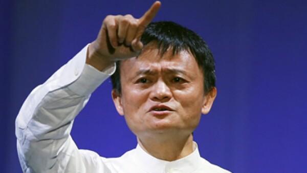 Jack Ma es descrito como un líder carismático y visionario. (Foto: Reuters)