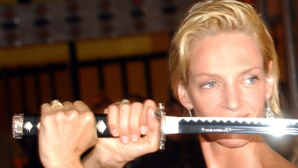 Uma Thurman es la protagonista de Kill Bill