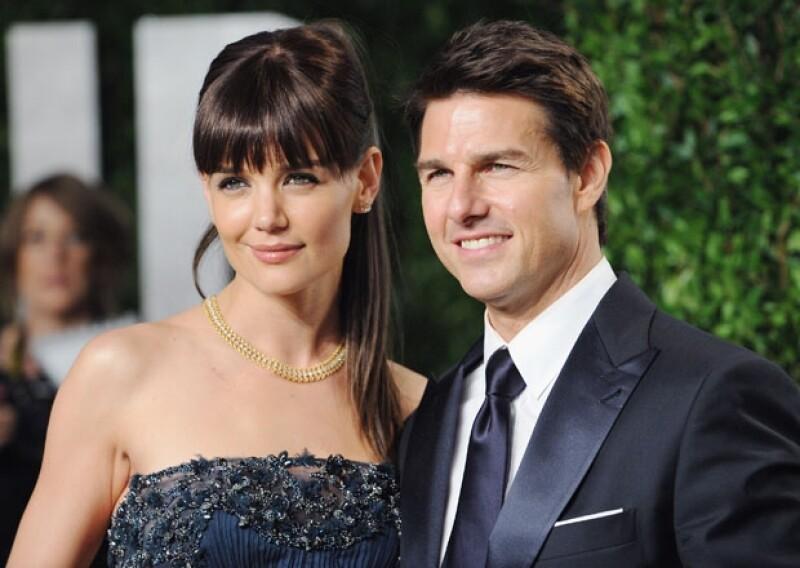 La pareja estuvo casada de 2006 a 2012.