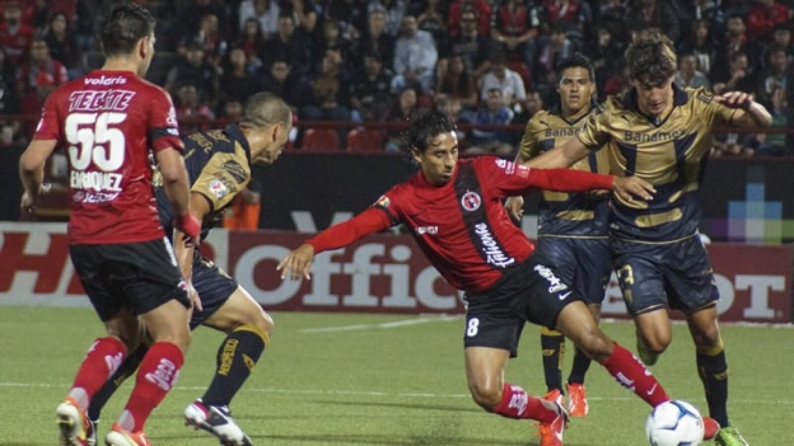 Xolos vs Pumas2