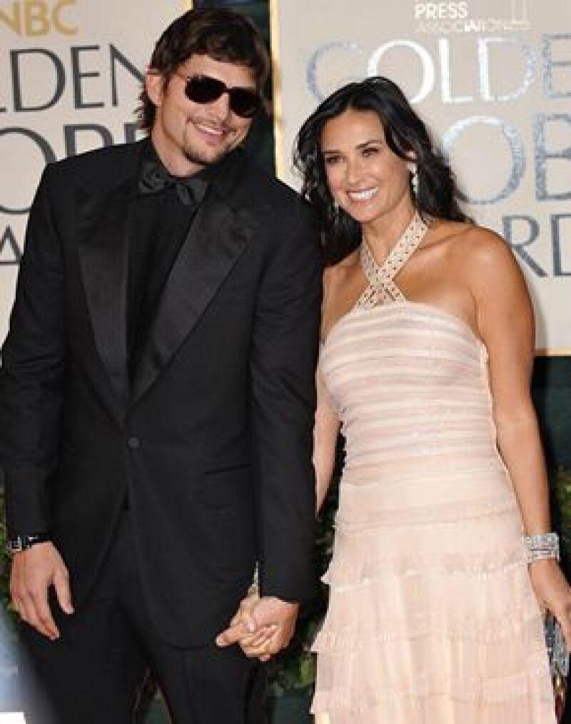 El actor y su esposa, Demi Moore, se han sometido a varios tratamientos de fertilidad sin resultados favorables, por lo que ahora piensan en adoptar un niño.