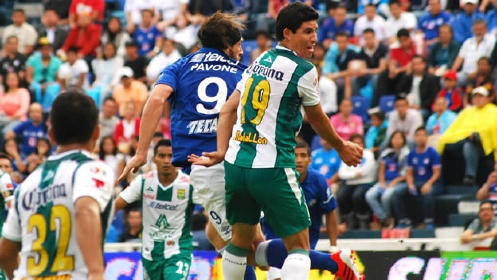 Cruz Azul vs León1