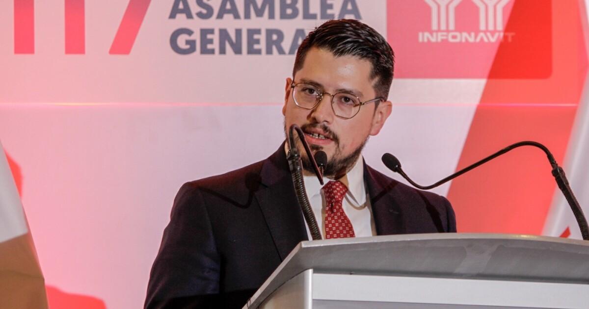 El Infonavit reducirá gasto operativo, dice su nuevo director