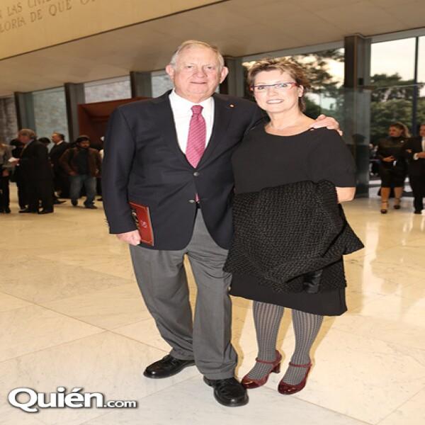 Rubén Drijanski,Marcela Lobo