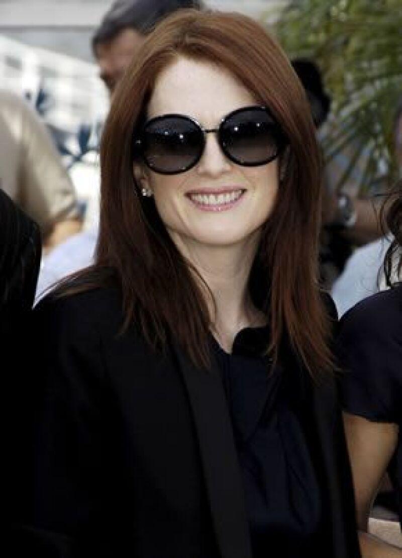 La actriz hará una pausa en el rodaje de su última película para visitar la capital mexicana el próximo 6 de marzo.