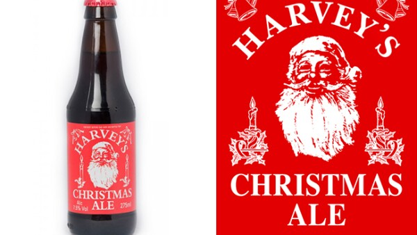 CERVEZA 6 HARVEYS CHRISMAS ALE