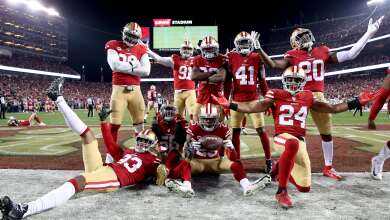 NFL: NFC Championship-Green Bay Packers at San Francisco 49ers