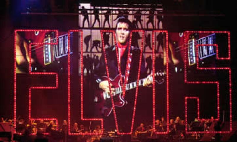 Presley cambió la cultura popular para muchos estadounidenses, dice el escritor Peter Cooper. (Foto: AFP )