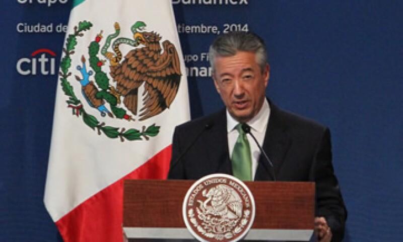 Medina Mora no aclaró en la misiva el motivo de su salida. (Foto: Cuartoscuro )