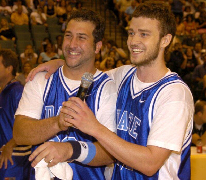 El ex integrante de &#39N Sync aseguró en una entrevista que la esposa de Justin Timberlake está esperando a su primer hijo.