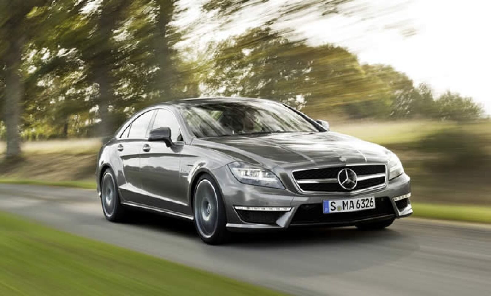 La nueva variante del Mercedes-Benz CLS, con tecnología AMG, representa el modelo más avanzado dentro de su gama, con un motor retocado e interiores de lujo.