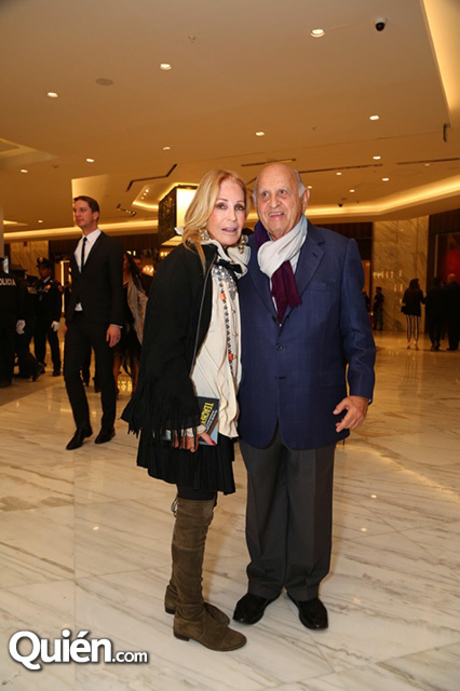 Bárbara y Maurice Berger