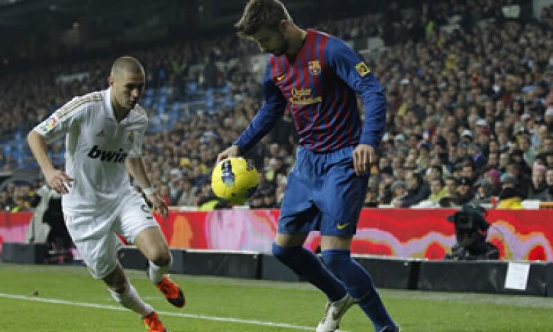 El futbol profesional español tiene números rojos por unos 4,000 millones de euros. (Foto: AP)
