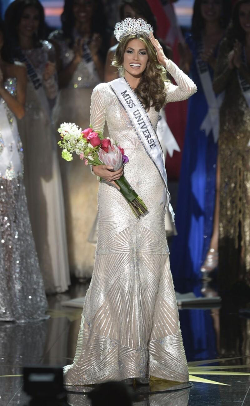 María Gabriela Isler es la mujer más hermosa del Universo.