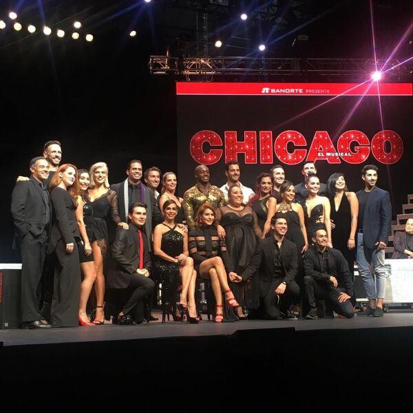 Elenco del musical Chicago