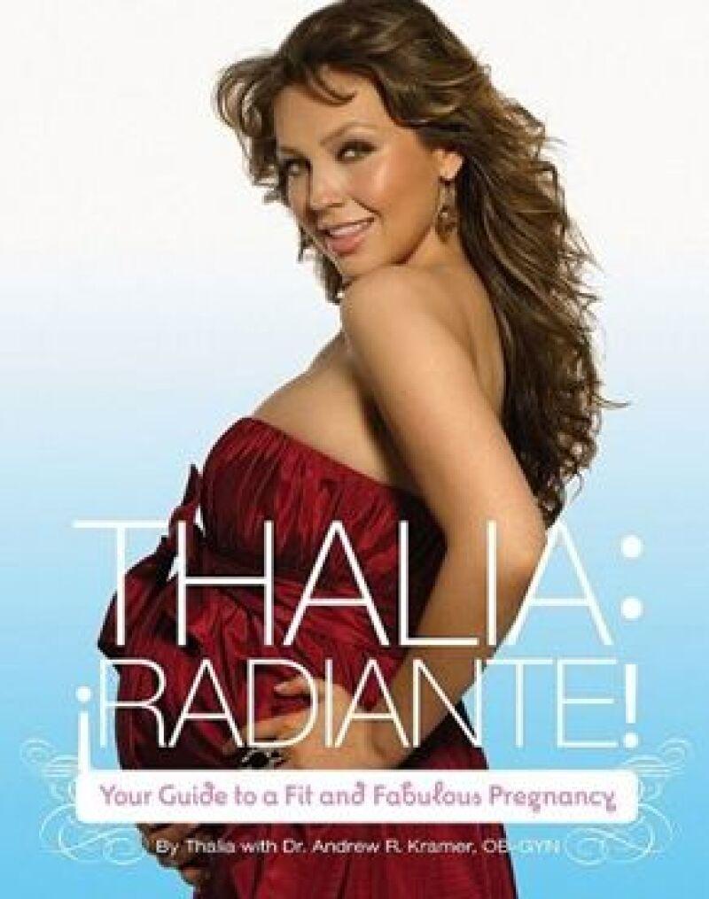 Thalía: ¡Radiante! es el nombre de su segundo libro de consejos y superación para la mujer.
