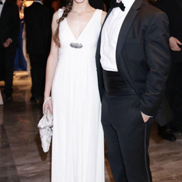 María Oliveros,Andrés Olivier