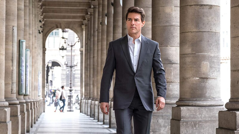 Tom Cruise en Mission: Impossible - Fallout
