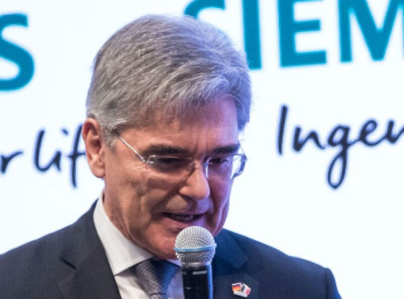 Joe Kesser, director general global de Siemens
