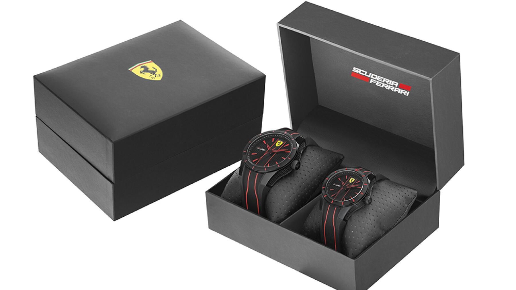 Time for Speed Ferrari