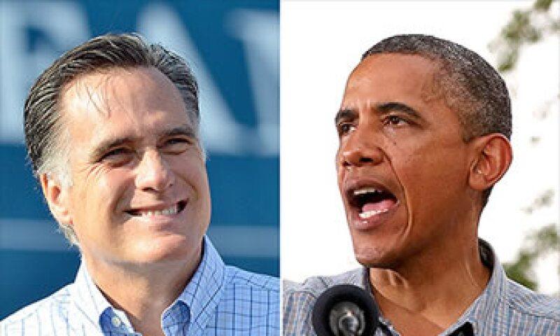El recorte de gastos gubernamentales es clave para Romney, mientras que Obama busca aumentar impuestos.  (Foto: Cortesía CNNMoney)