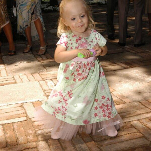 No ha pasado mucho desde que Loreto era apenas una bebé.